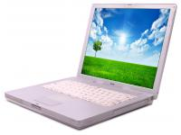 """Apple iBook G3 A1007 14"""" PowerPC (750fx) 800MHz 128MB DDR No HDD"""