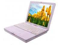"""Apple iBook G4 A1054 12"""" Laptop PowerPC (7457a) 800 MHz 128MB DDR1 No HDD"""