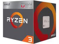 AMD RYZEN 3 2200G 3.5 GHz (3.7 GHz Turbo) Quad-Core AM4 65W Processor (YD2200C5FBBOX)