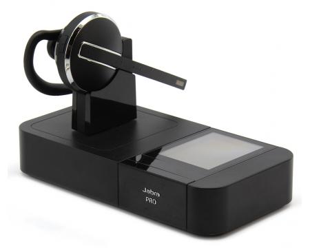 Jabra Pro 9400BS Headset w/ Charging Station