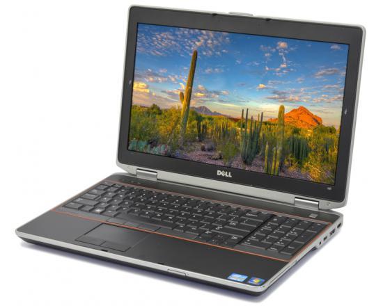 """Dell Latitude E6520 15.6"""" Laptop Intel Core i5 (2520M) 2.5GHz 4GB DDR3 320GB HDD"""