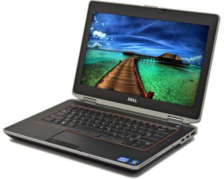 """Dell Latitude E6420 14"""" Laptop Intel Core i7 (2620M) 2.7GHz 4GB DDR3 320GB HDD - Grade A"""