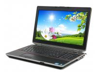 """Dell Latitude E6520 15.6"""" Laptop i3-2310M 2.1GHz 4GB DDR3 128GB SSD - Grade A"""