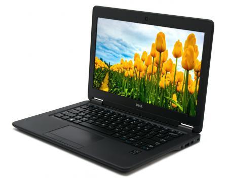 """Dell Latitude E7250 12.5"""" Laptop Intel Core i7 (5600U) 2.60GHz 4GB DDR3 128GB SSD - Grade A"""