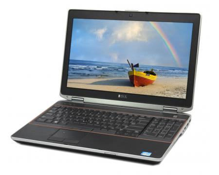 Dell Latitude E6520 15.6 Intel Core i7-2620M 2.7GHz 4GB Memory 320GB HDD