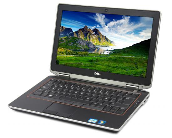 """Dell Latitude E6320 13.3"""" Laptop Intel Core i5 (2520M) 2.5GHz 4GB DDR3 320GB HDD - Grade B"""