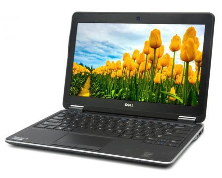"""Dell Latitude E7240 12.5"""" Ultrabook Laptop Intel Core i7 (4600U) 2.1Ghz 4GB DDR3 128GB SSD - Grade A"""