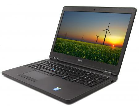 """Dell Latitude E5550 15.6"""" Laptop Intel Core i7 (5600U) 2.6GHz 4GB DDR3 320GB HDD - Grade A"""