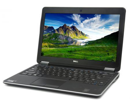 """Dell Latitude E7240 12.5"""" Laptop Intel Core i5 (4310U) 2.0GHz 4GB DDR3 128GB SSD - Grade A"""