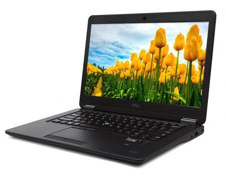 """Dell Latitude E7450 14"""" Laptop Intel Core i5 (5200U) 2.2GHz 4GB DDR3 320GB HDD - Grade A"""