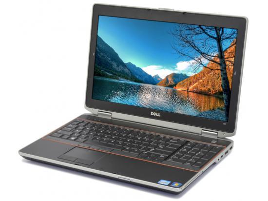 """Dell Latitude E6520 15.6"""" Laptop i7-2640M Windows 10 - Grade B"""