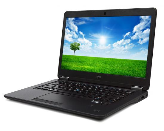 """Dell Latitude E7450 14"""" Laptop Intel Core i5 (5300U) 2.3GHz 4GB DDR3 320GB HDD - Grade C"""