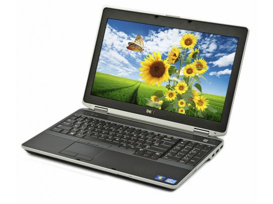 """Dell Latitude E6530 15.6"""" Laptop i5-3320M - Windows 10 - Grade B"""