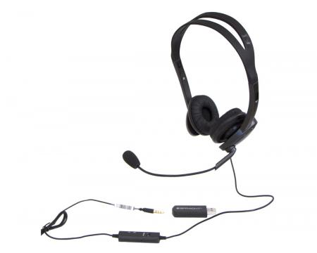 Spracht Zum 3500 Usb 3 5 Mm Universal Headset