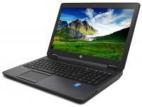 "HP ZBook 15 15.6"" Laptop Intel Core i7 (4800MQ) 2.70GHz 4GB DDR3 320GB HDD - Grade C"