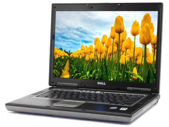 """Dell Latitude D830 15"""" Laptop Core 2 Duo 2.6GHz 2GB Memory 320GB HDD"""