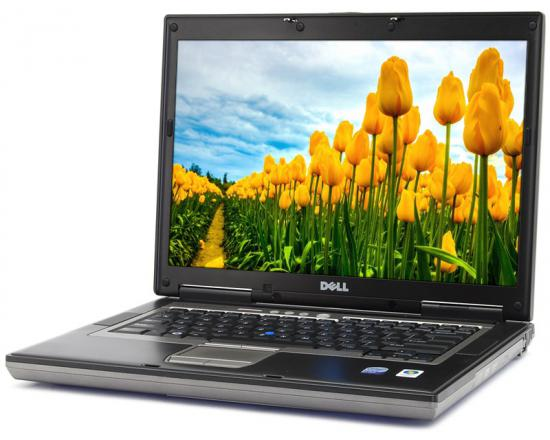 """Dell Latitude D830 15"""" Laptop Intel Core 2 Duo 2.2Ghz 2GB Memory 320GB HDD"""