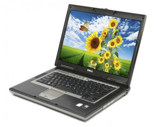 "Dell Latitude D830 15"" Laptop 2.4GHz 2GB DDR2 128GB SSD"