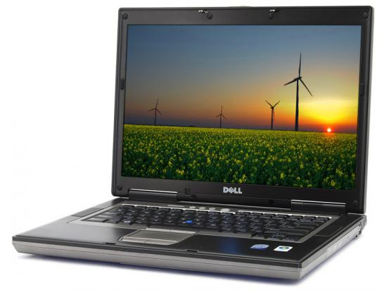 """Dell Latitude D830 15"""" Laptop Intel Core 2 Duo (T9300) 2.5GHz 2GB DDR2 320GB HDD"""