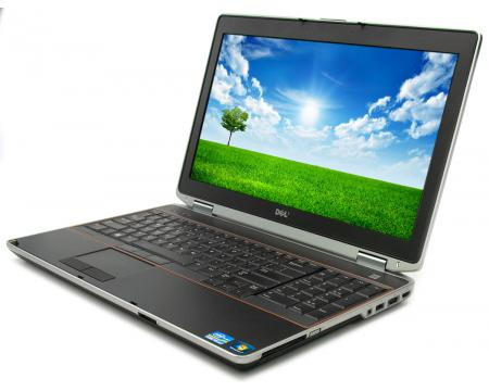"""Dell Latitude E6520 15.6"""" Laptop Intel Core i5 (i5-2540M) 2.60GHz 4GB DDR3 320GB HDD"""