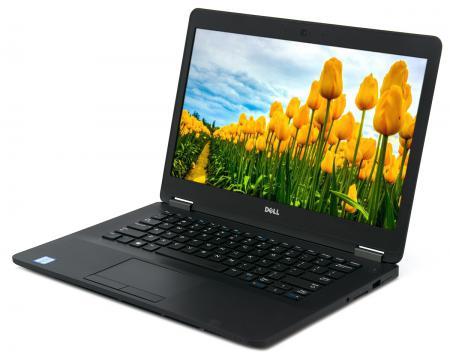 """Dell Latitude E7470 14"""" Intel Core i7 (6600U) 2.60GHz 4GB DDR4 320GB HDD"""