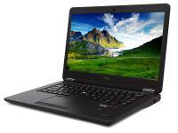 """Dell Latitude E5550 15.6"""" Laptop Intel Core i7 (5600u) 2.6GHz 4GB DDR3 320GB HDD  - Grade C"""