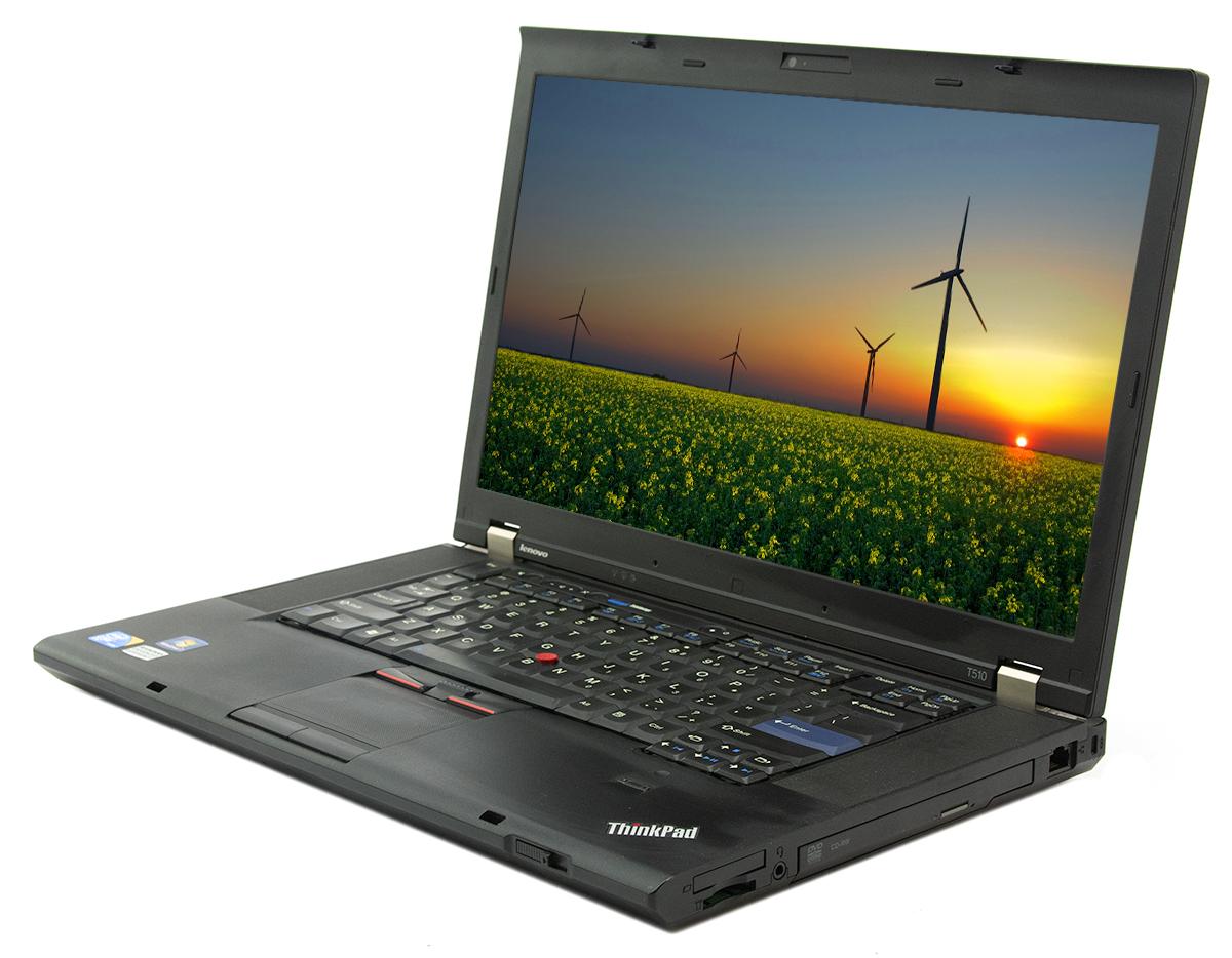 Lenovo Thinkpad T510 15 6