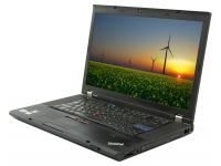 "Lenovo Thinkpad T510 15.6"" Laptop Intel Core i7-620M 2.66GHz 4GB DDR3 128GB SSD - Grade C"