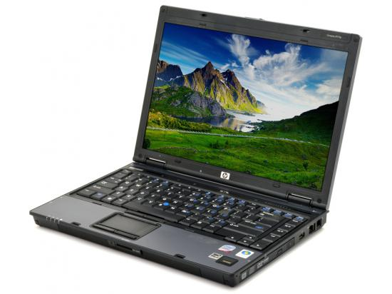 """HP 6910P 14.1"""" Laptop Core 2 Duo 2.2GHz 4GB DDR2 128GB SSD - Grade A"""