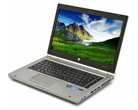 "HP Elitebook 8460p 14"" Laptop Core i5 (2410M) 2.3GHz 4GB Memory 320GB HDD - Grade A"