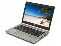 "HP Elitebook 8460p 14"" Laptop Intel Core  i7 (2620M) 2.7GHz 4GB DDR3 320GB HDD - Grade C"