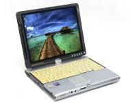 "Fujitsu Lifebook T4010 12.1"" Laptop Pentium M (725) 1.6GHz 1GB Memory No HDD"