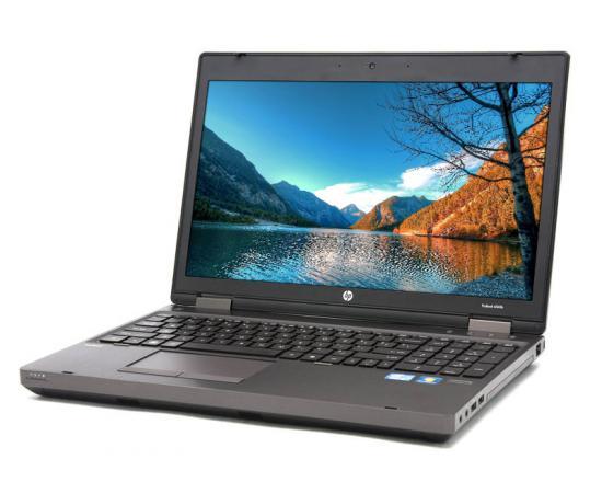 """HP ProBook 6570b 15.6"""" Laptop i7-3520m 2.9GHz 8GB DDR3 256GB SSD - Grade B"""