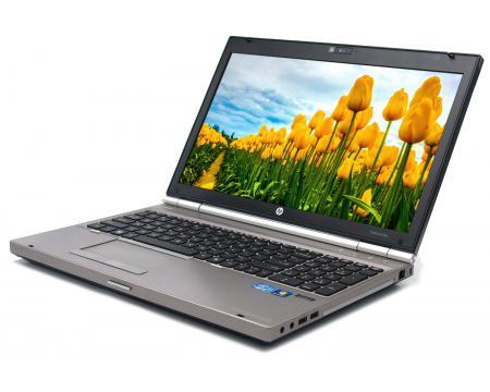 "HP Elitebook 8560p 15.6"" Laptop Intel Core i5 (2450M) 2.5GHz 4GB DDR3 320GB HDD"