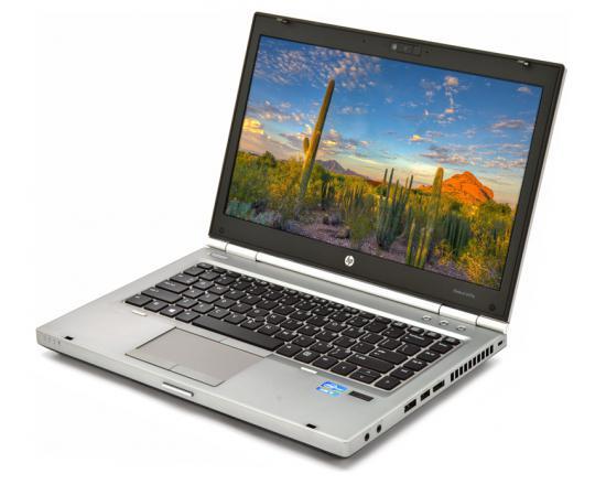 "HP Elitebook 8470p 14"" Laptop i5-3320M - Windows 10 - Grade C"