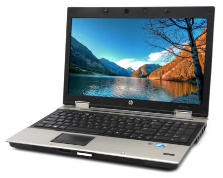 "HP EliteBook 8540p 15.6"" Laptop Intel Core i5 (i5-560M) 2.67GHz 4GB DDR3 320GB HDD"