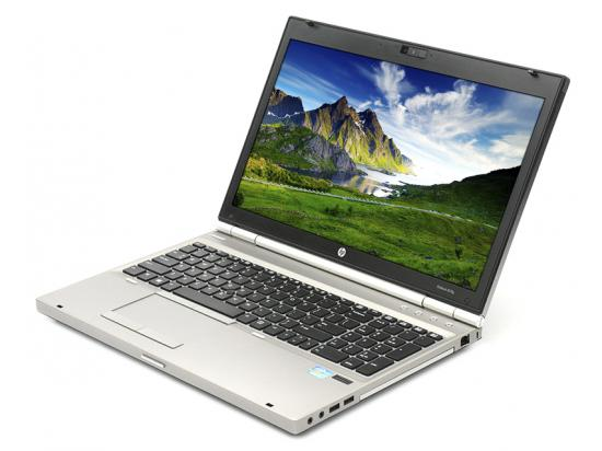 "HP EliteBook 8570p 15.6"" Laptop Intel Core i5 (i5-3210M) 2.5Ghz 4GB DDR3 320GB HDD - Grade B"