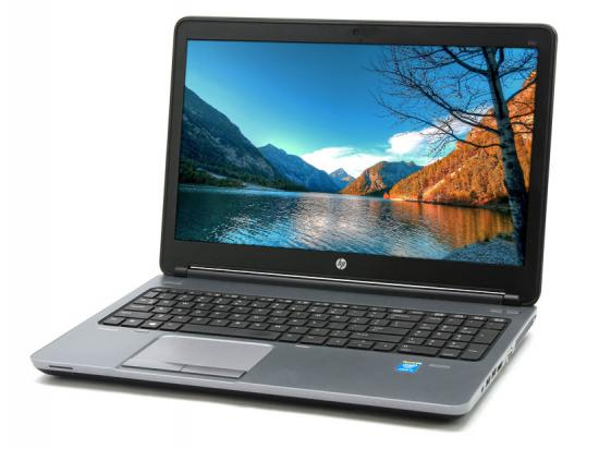 HP Laptop ProBook 650 G1 Intel Core i5 (i5-4200M) 2.50GHz 4GB DDR3 320GB HDD - Grade A
