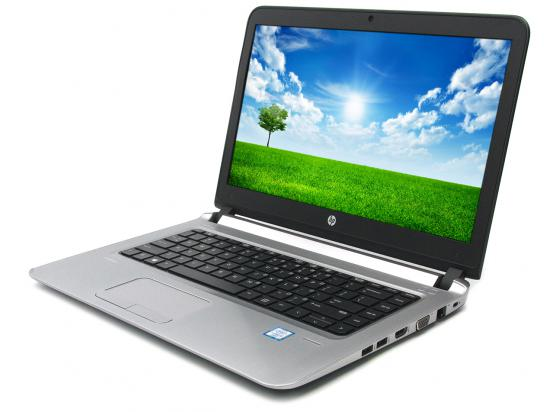"HP ProBook 440 G3 14"" Laptop i3-6100U 2.30GHz 16GB DDR4 512GB SSD - Grade B"