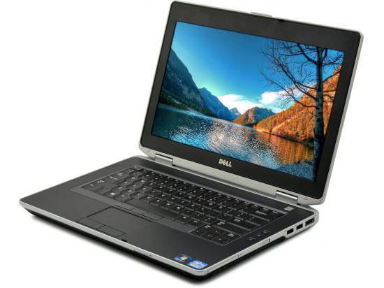 """Dell Latitude E6430 14"""" Laptop Intel Core i3 (3120) 2.50GHz 4GB DDR3 320GB HDD - Grade B"""