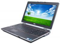 "Dell Latitude E6520 15.6"" Laptop Intel Core i5-2540M 2.60GHz 4B DDR3 128GB SSD - Grade C"