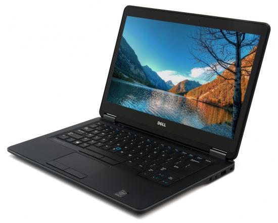 """Dell Latitude E7440 14"""" Laptop i7-4600U 2.10GHz 8GB DDR3 256GB SSD - Grade C"""