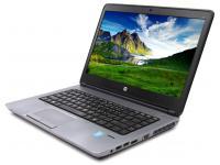 "HP  ProBook 640 G1 14"" Laptop i5-4200M 2.50GHz 8GB DDR3 256GB SSD - Grade C"