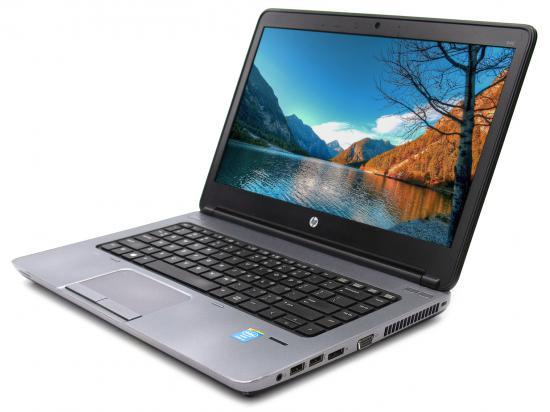 HP ProBook 640 G1 Laptop i5-4210M - Windows 10 - Grade C