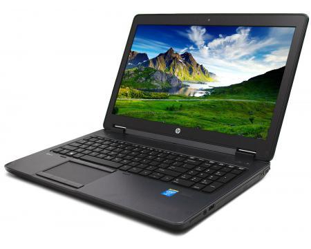 "HP ZBook 15 15.6"" Laptop Intel Core i7 (i7-4800MQ) 2.70GHz 4GB DDR3 320GB HDD"