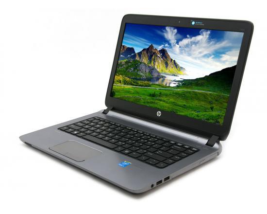 "HP  ProBook 450 G2 15.6"" Laptop Intel Core i3 (4005U) 1.7GHz 4GB DDR3 320GB HDD - Grade C"