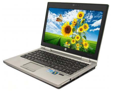 "HP EliteBook 2570p 12.5"" Laptop Intel Core i5 (3380M) 2.90GHz 4GB DDR3 320GB HDD"