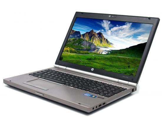 "HP Elitebook 8560P 15.6"" Laptop i5-2520M Windows 10 - Grade A"