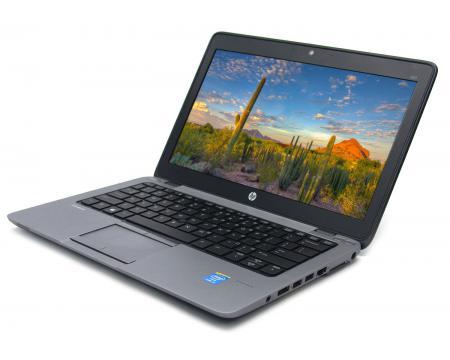 """HP EliteBook 820 G1 12.5"""" Laptop Intel Core i5 (4200U) 1.6GHz 4GB DDR3 320GB HDD - Grade A"""