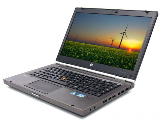 "HP EliteBook 8470w 14"" Laptop Intel Core i5 (3360M) 3.5GHz 4GB DDR3 320GB HDD - Grade B"